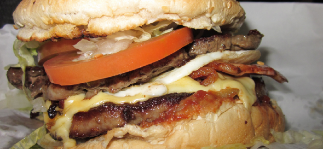 Alfred's Kitchen: The Cheese Burger Diet
